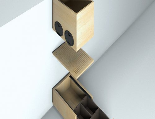 Architecte : Camille Jomain et Eisenia • Concours Famae et Zero Waste •