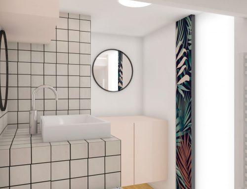 Architecte : Camille Jomain • Client particulier • Lieu : Caluire et Cuire (69) •